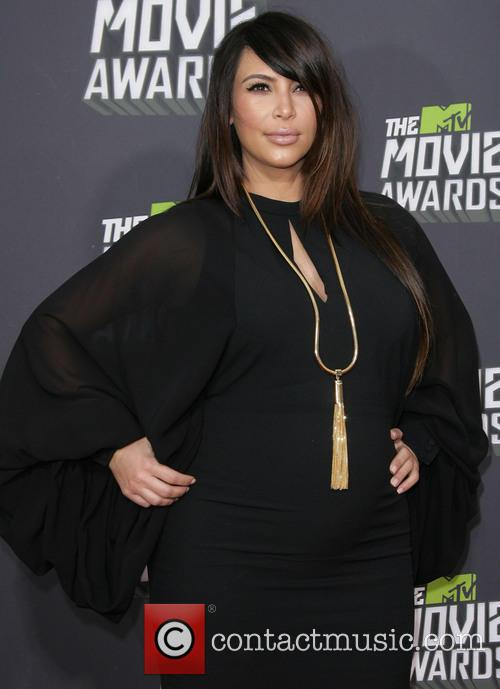 kim kardashian 2013 mtv movie awards 3606687