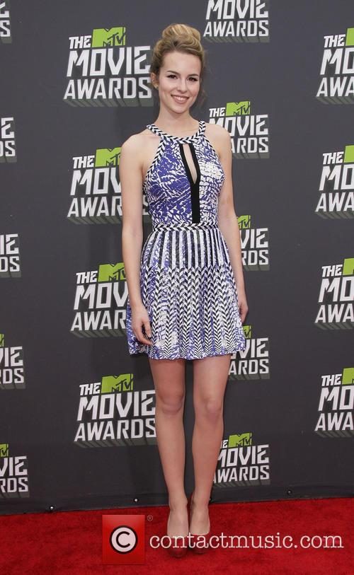 bridgit mendler 2013 mtv movie awards arrivals 3606893