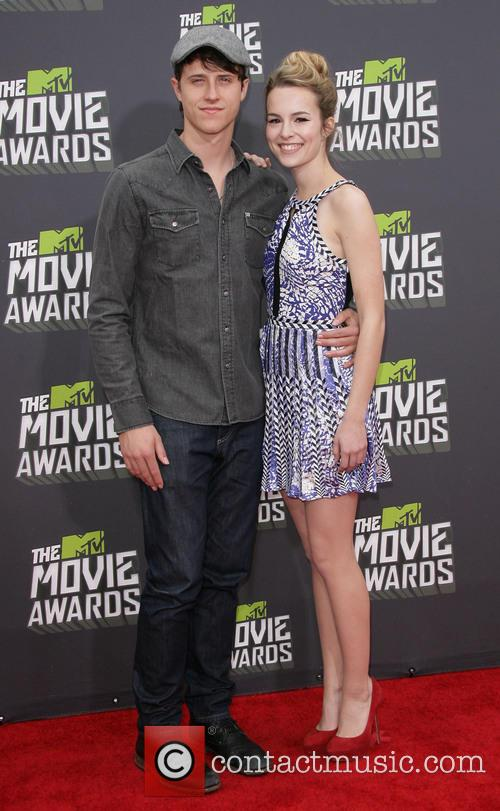 Bridgit Mendler and Shane Harper 10