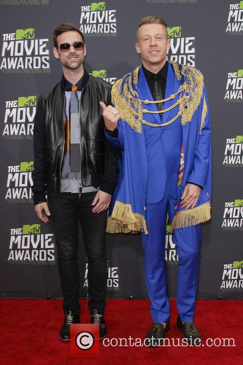 Ryan Lewis and Macklemore 4