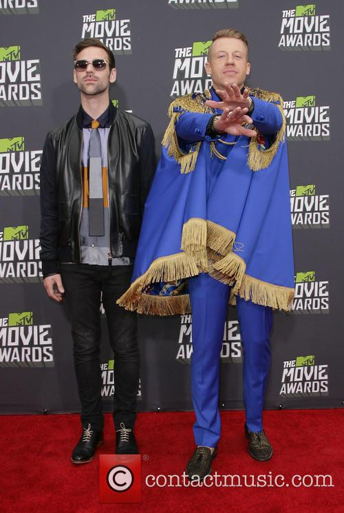 Ryan Lewis and Macklemore 5