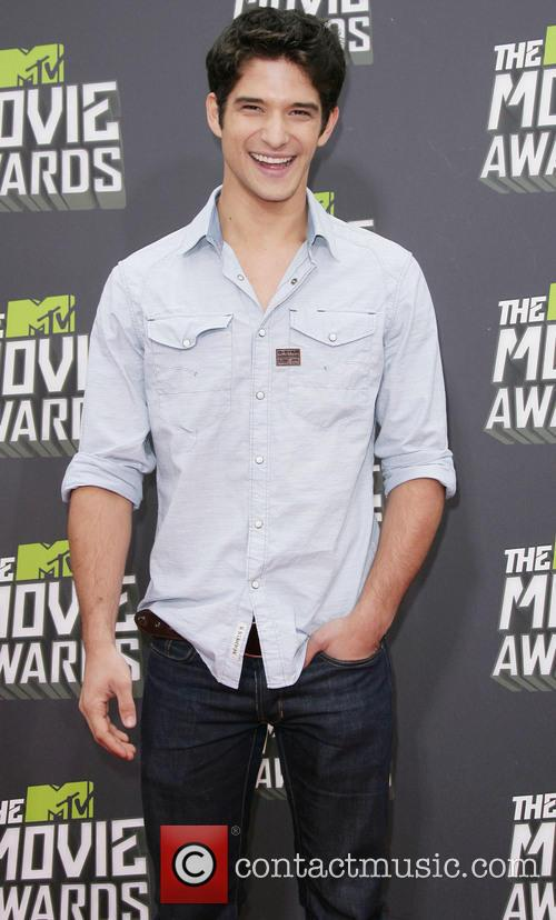 tyler posey 2013 mtv movie awards arrivals 3607064