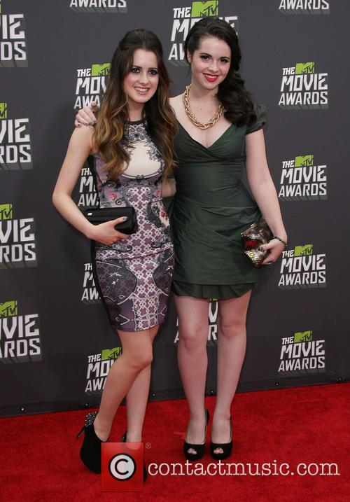 Laura Marano, Vanessa Marano, MTV Movie Awards