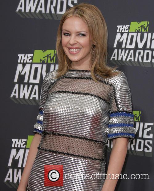 Kylie Minouge, MTV Movie Awards