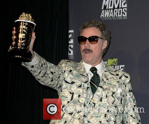 Will Ferrell at MTV Movie Awards