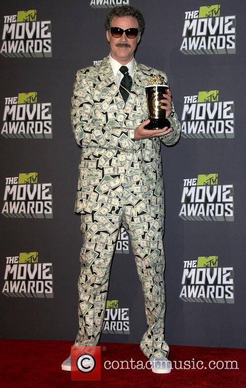 Will Ferrell MTV Movie Awards