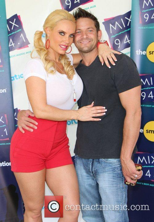 Coco Austin and Jeff Timmons 5