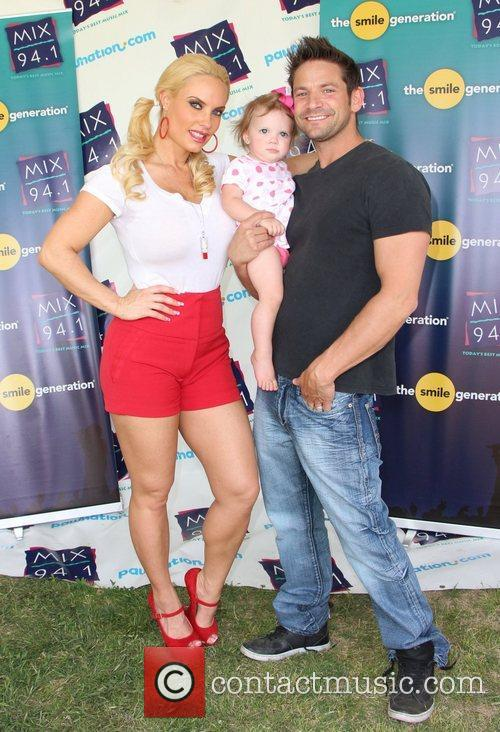 Picture - Coco Austin and Jeff Timmons Las Vegas Nevada United States    Trisha Sperry Timmons