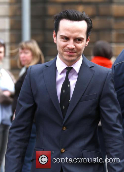 andrew scott filming takes place for the 3605899