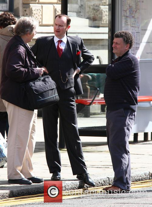 Mark Gatiss and Steven Moffat 3