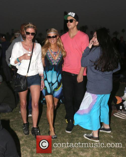 Nicky Hilton, Paris Hilton and River Viiperi 9