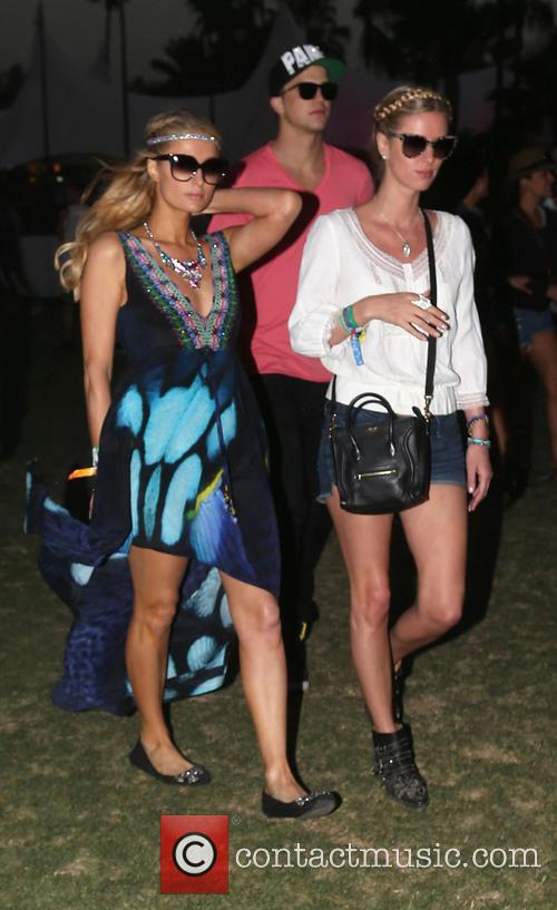 Nicky Hilton, Paris Hilton and River Viiperi 11
