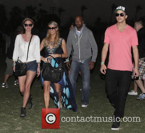 Nicky Hilton, Paris Hilton, River Viiperi, Coachella