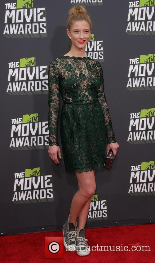 caitlin gerard 2013 mtv movie awards arrivals 3607208