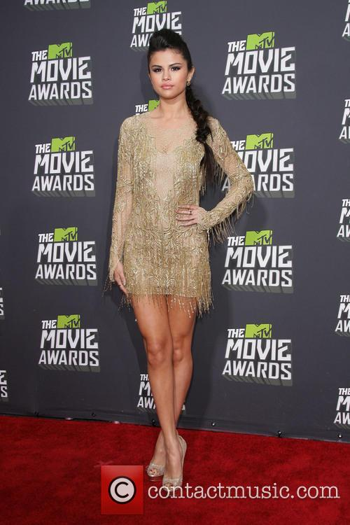 Selena Gomez, MTV Movie Awards Red Carpet
