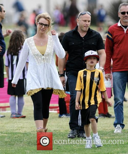 Britney Spears and Jayden Federline 6