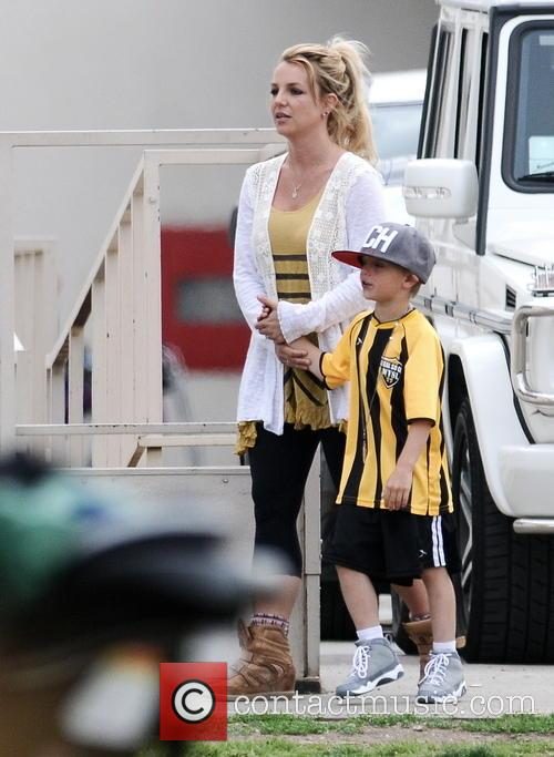 Britney Spears, Jayden Federline