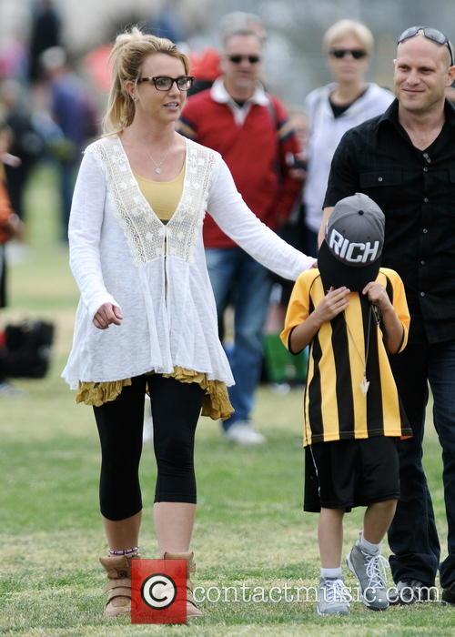 Britney Spears and Jayden Federline 6