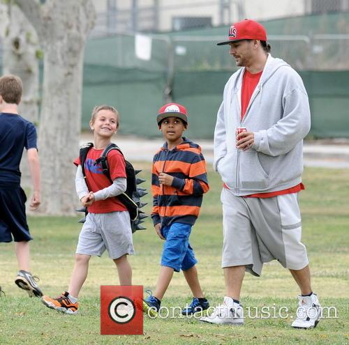 Kevin Federline and Sean Federline 4