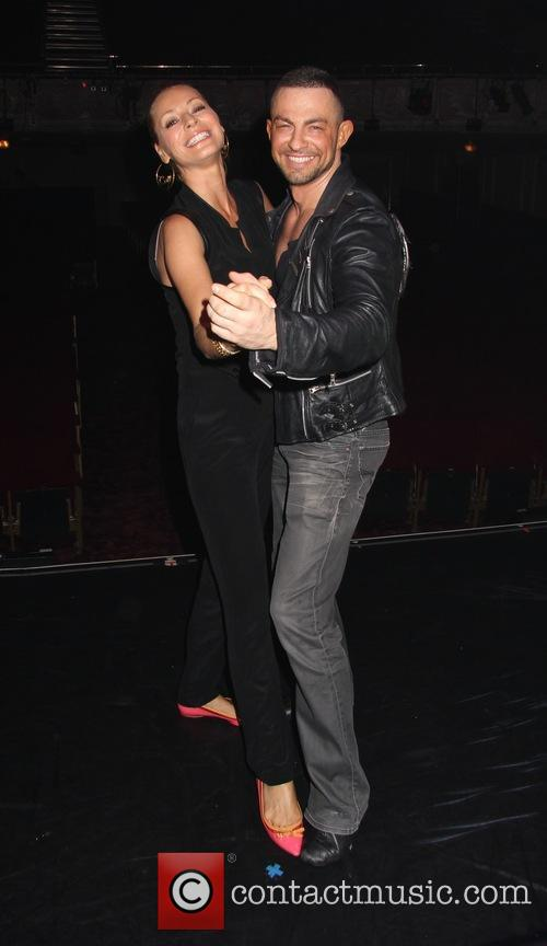 Tess Daly and Robin Windsor 4