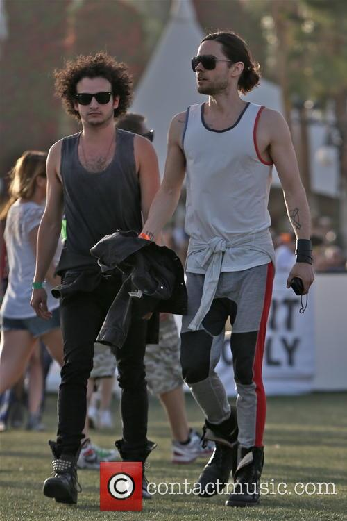 Jared Leto, Coachella Music Festival, Coachella