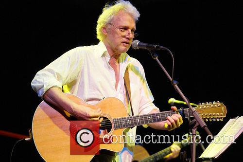 David Knopfler  playing live in concert at...