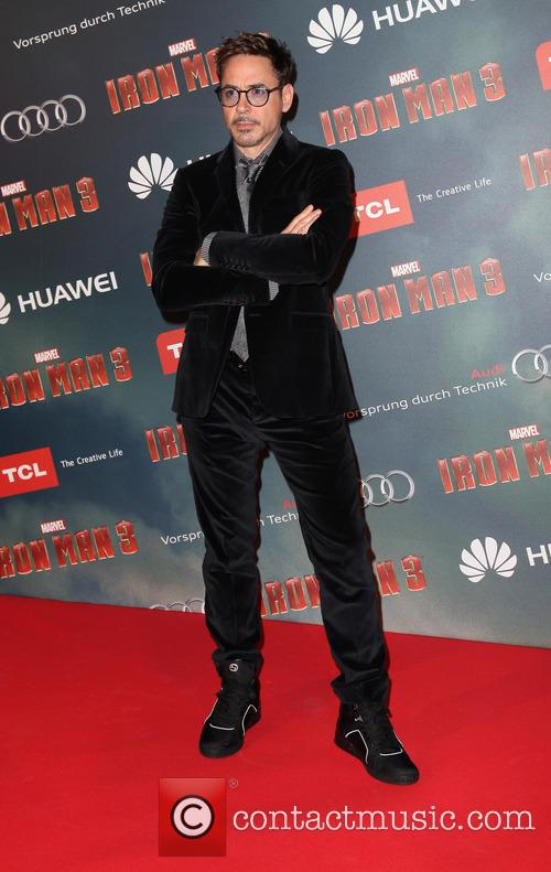 Paris Premiere Of Iron Man 3