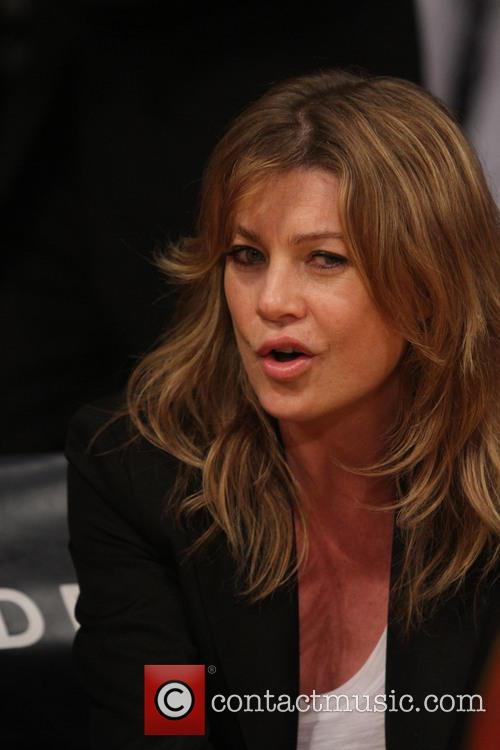 Ellen Pompeo, Staples Center