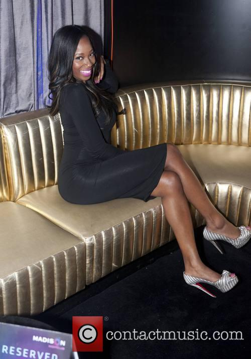 jamelia jamelia and guests at madison nightclub 3607133