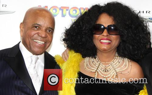 Berry Gordy, Diana Ross