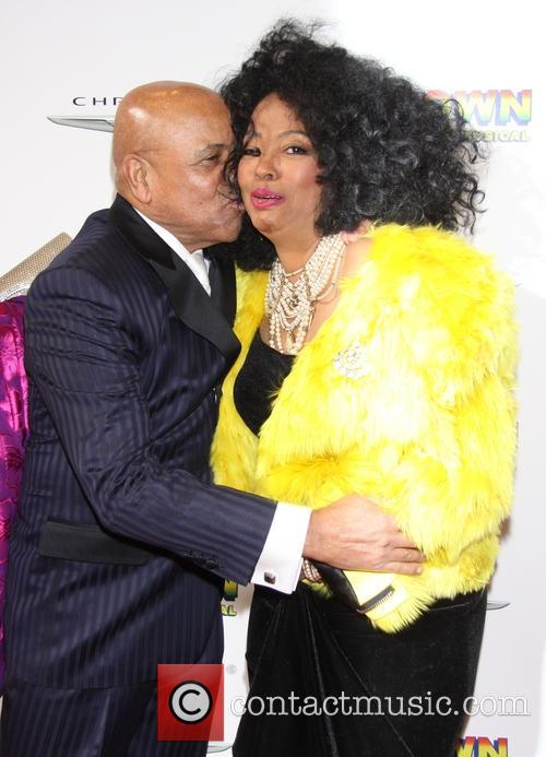 Berry Gordy and Diana Ross 4