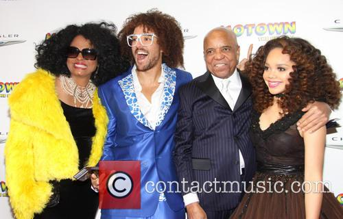 Diana Ross, Red Foo, Berry Gordy and Jadagrace 8