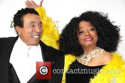 Smokey Robinson and Diana Ross 1