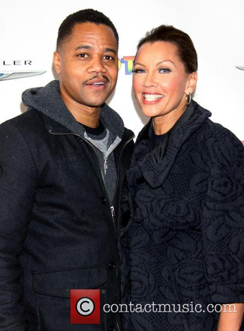 Cuba Gooding Jr. and Vanessa Williams