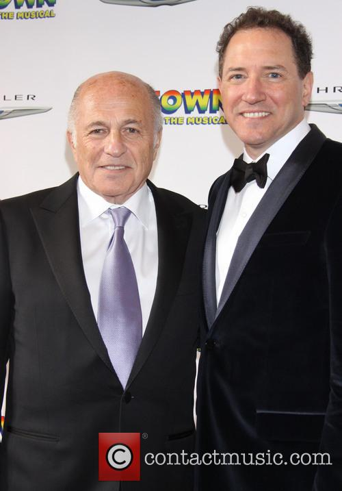 doug morris kevin mccollum broadway opening night of 3606785