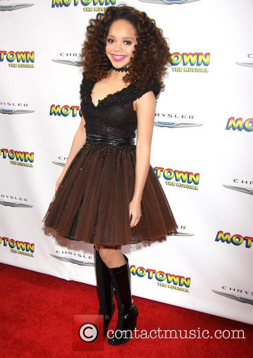 Broadway opening night of Motown:The Musical