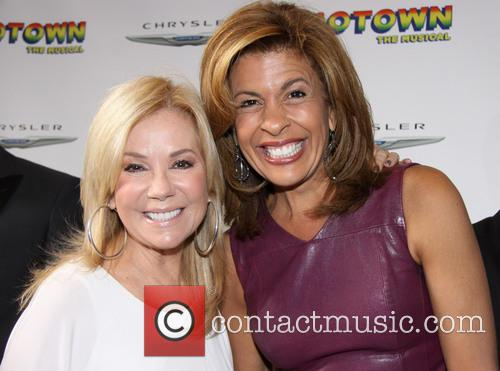 Kathie Lee Gifford and Hoda Kotb 11