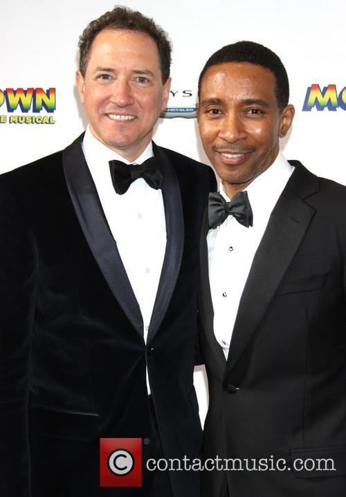Charles Randolph, Kevin Mccollum and Motown 1