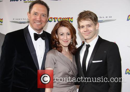 Motown, Kevin Mccollum, Kate Wetherhead and Andrew Keenan-bolger 3