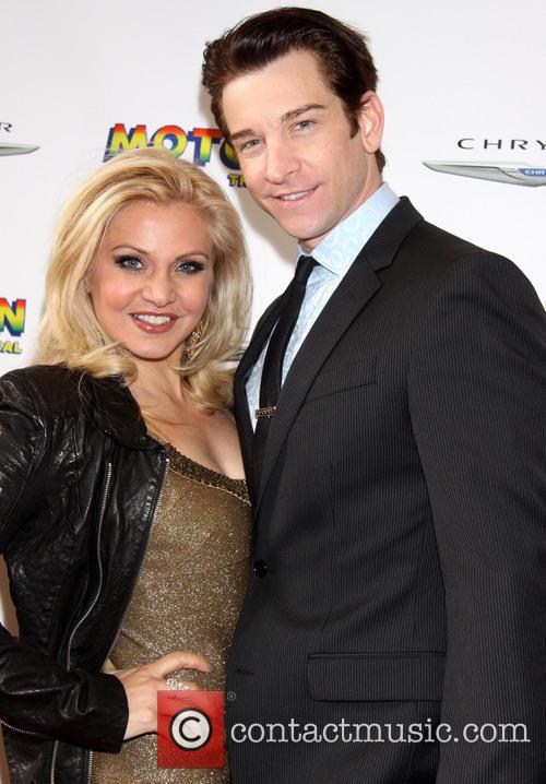 Orfeh and Andy Karl 6