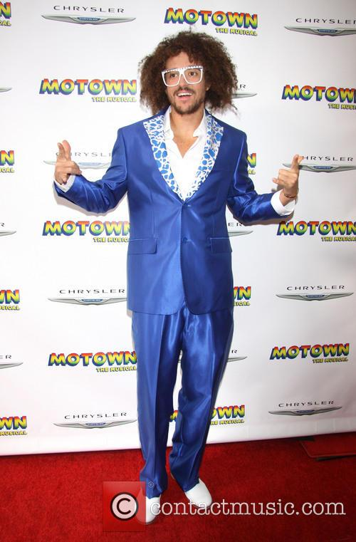 Motown and Red Foo 2