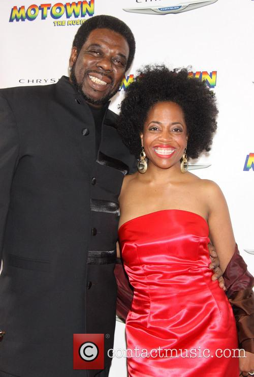 Rhonda Ross Kendrick and Rodney Kendrick