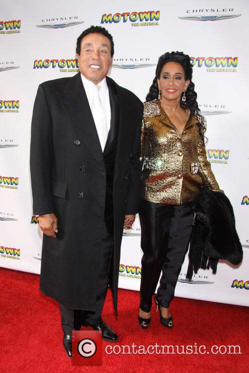 Smokey Robinson and Frances Gladney 3