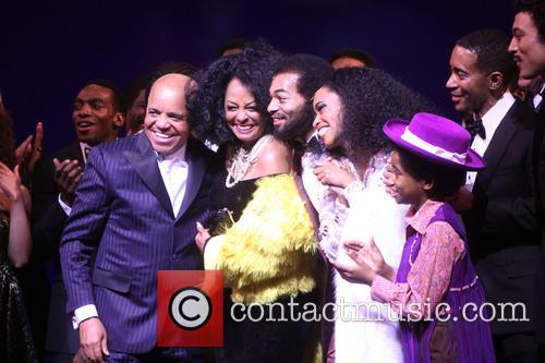 Berry Gordy, Diana Ross, Br, On Victor Dixon, Valisia Lekae, Raymond Luke Jr., Charles R and Olph-wright 4