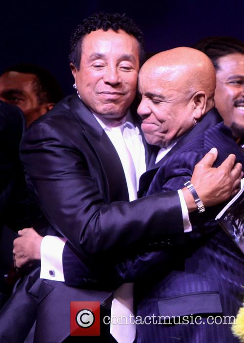 Smokey Robinson and Berry Gordy 5