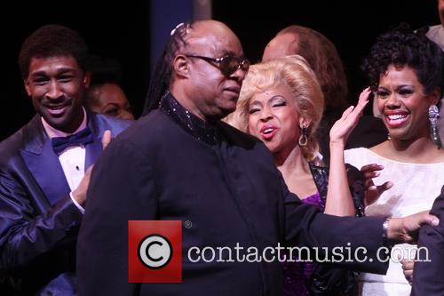 Stevie Wonder and Cast 2