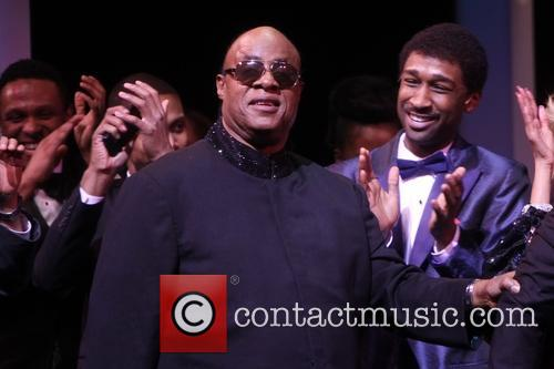 Stevie Wonder and Cast 1