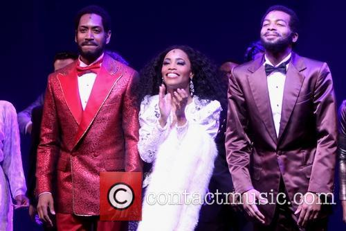 Valisia Lekae, Brandon Victor Dixon and Cast 1