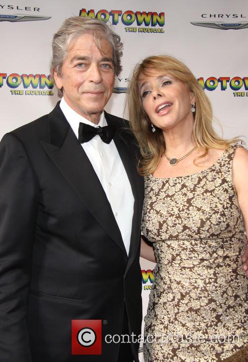 Rosanna Arquette and Todd Morgan 2