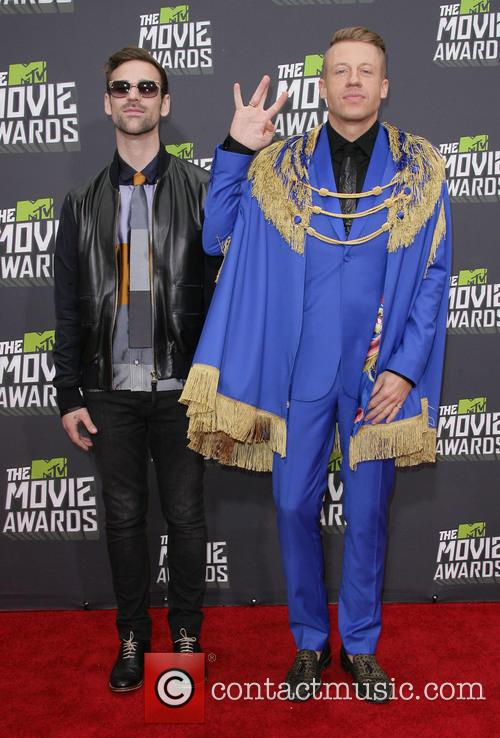 Ryan Lewis and Macklemore 1